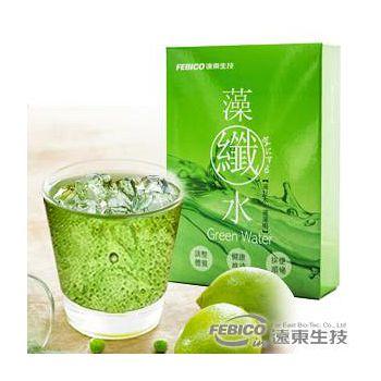 遠東生技 藻纖水1盒(20包/盒) 1盒組