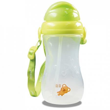 喜多幼童水壺(運動型)465ml綠