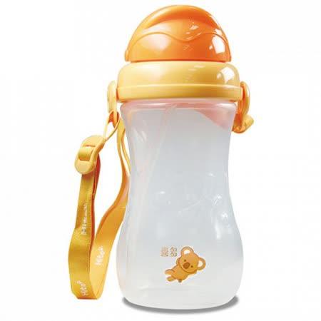 喜多幼童水壺(運動型)465ml橘