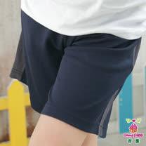 【Anny pepe】男童家居五分褲/灰_Modal吸濕排汗款