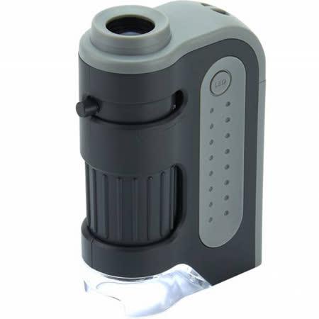 《CARSON》Micro LED 隨行顯微鏡(120x)