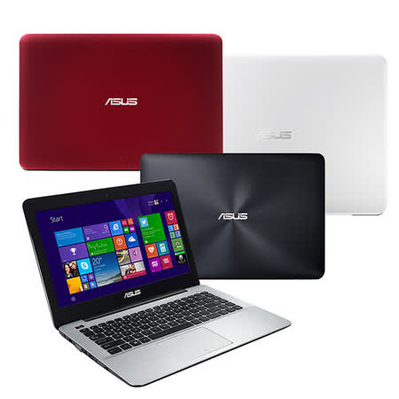 【ASUS華碩】X455LF系列 14吋 I5-5200U 4G記憶體 1TB硬碟 NV930 2G獨顯 - 贈送筆電保護貼