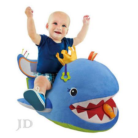 【 美國 K's Kids 】藍色大鯨魚 SB00422