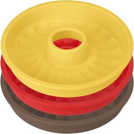 《TESCOMA》矽膠圓環邦特蛋糕模(26cm)