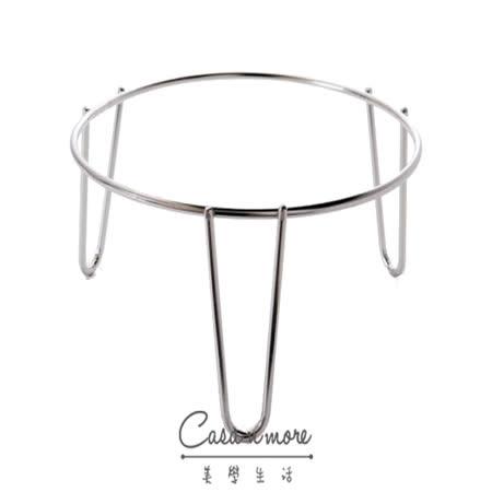 Mauviel 圓底銅鍋不鏽鋼支架 法國製