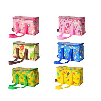 【Amorosa Mama】媽咪多用手提式保冷保溫袋/野餐包/保鮮袋2入組