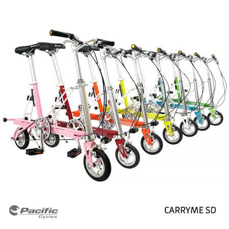 ★可門市取貨★2014年太平洋最新 CarryMe STD (14) 摺疊車/城市綠洲