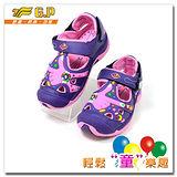 [GP 快樂護趾童涼鞋] G5928B-41 紫色(SIZE:26-30 共三色)