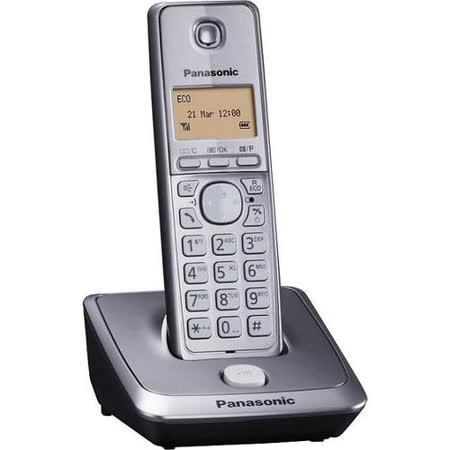 Panasonic  DECT數位無線電話 KX-TG2711TW