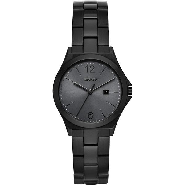 DKNY 紐約佳人都會腕錶~黑34mm NY2369