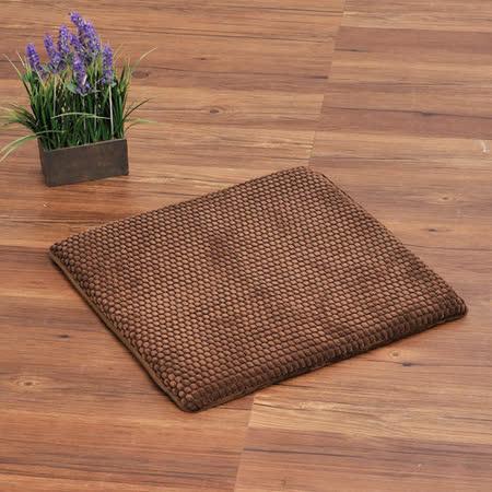 【格藍】玉米絨沙發坐墊(54x54CM)-咖