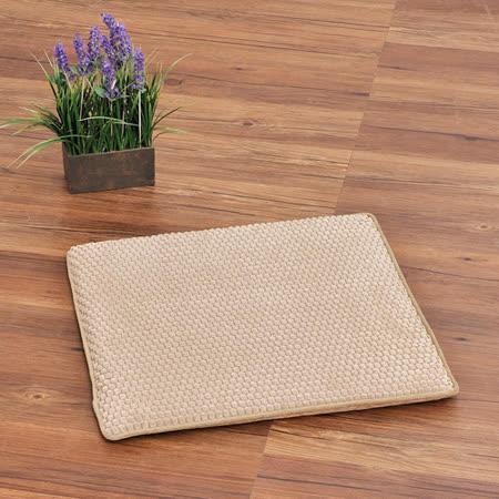 【格藍】玉米絨沙發坐墊(54x54CM)-灰