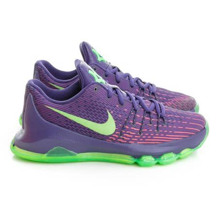 NIKE (童)KD 8 (BS) 慢跑鞋-紫-768867535