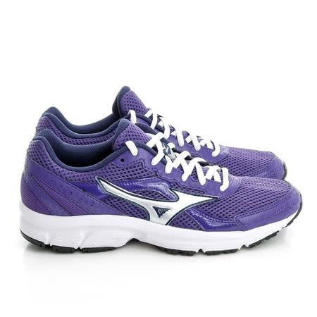 Mizuno 美津濃 (女)Crusader 9 W 慢跑鞋-紫-K1GA150405