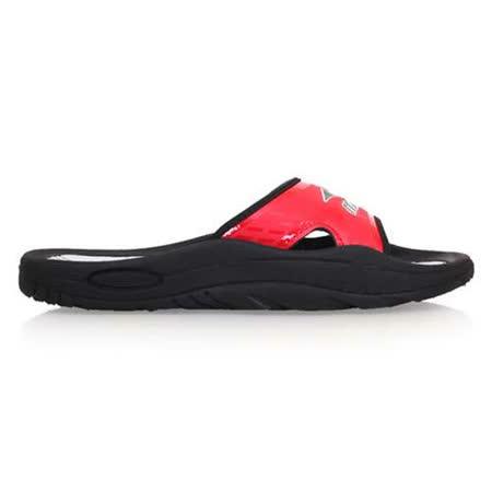 (男女) MIZUNO SPORTS SANDAL 運動拖鞋-沙灘 海邊 紅黑灰(品特)