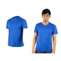 (男女) HODARLA 激膚無感衣 涼感短T恤-0秒吸排抗UV輕量吸濕排汗 尼克藍