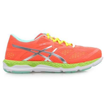 (女) ASICS 33-FA 慢跑鞋- 路跑 亞瑟士 亮橘黃