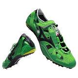(男女) MIZUNO CHRONO INX9日製田徑釘鞋-日本製 短距離  綠黑