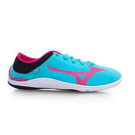 (女) MIZUNO BE 2 訓練鞋-輕量 赤足 多功能 其它運動  藍粉