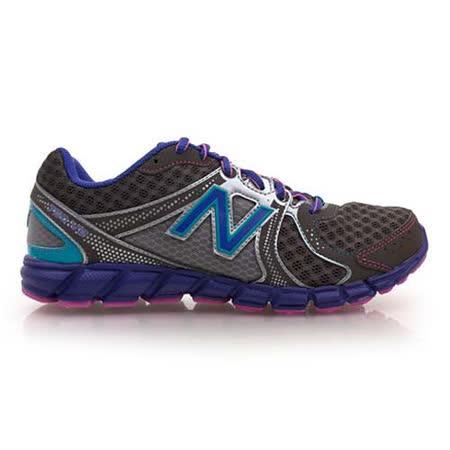 (女) NEWBALANCE 750 V2 慢跑鞋- 路跑鞋 NB 深灰紫