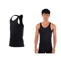 (男女) HODARLA 無感挖背背心-輕量 抗UV 0秒吸濕排汗 台灣製 黑