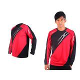 (男) MIZUNO 網球長袖T恤-運動T恤 美津濃 NXT系列 黑紅銀