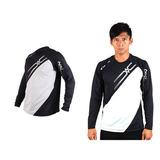 (男) MIZUNO 網球長袖T恤-運動T恤 美津濃 NXT系列 黑銀