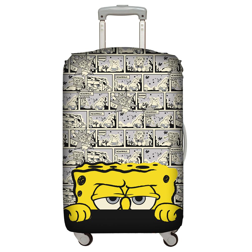 LOQI 行李箱外套│海綿寶寶漫畫~M 號~
