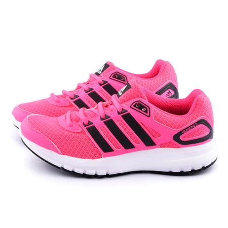 Adidas 女款 Duramo 6 W 輕量慢跑鞋B39764-桃粉