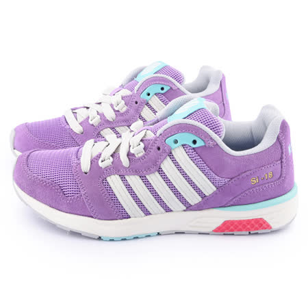 K-SWISS 女款RANNELL 2 復刻休閒鞋93178-556-紫