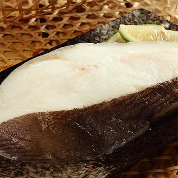【梓官區漁會】格陵蘭鱈魚超大厚切(有肚)370g