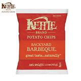 【Kettle】美國K董洋芋片-BBQ (42gx24入/箱)