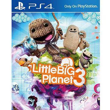 SONY PS4遊戲 小小大星球 3-中文版(專) 中文版