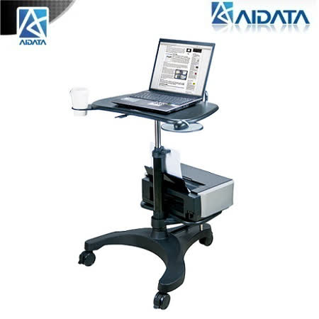 aidata 移動式NB/電腦桌-LPD009P