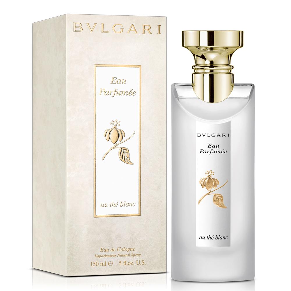 Bvlgari寶格麗 白茶中性古龍水(150ml)-贈品牌香氛皂