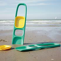 比利時 Quut 多功能沙灘鏟沙器(Scoppi)