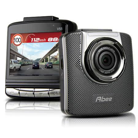 快譯通 Abee V55 HDR測速 Superhoneywell 行車紀錄器 HD1296P高畫質行車記錄器(含16GC10記憶卡)