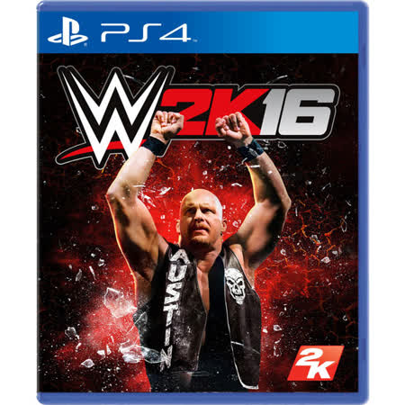 普雷伊 PS4 WWE 2K16 亞洲英文版