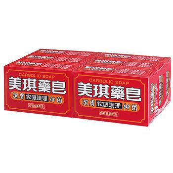 美琪藥皂100g*6