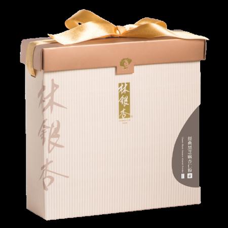 【林銀杏 】經典黑芝麻杏仁粉(甜)-600g