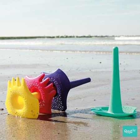 比利時 Quut 四合一沙灘工具 Triplet(4種顏色)