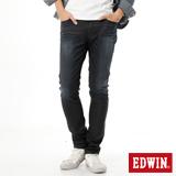 EDWIN EDGE 光感AB牛仔褲-男-石洗藍