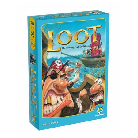 (任選) 諾貝兒益智玩具 歐美桌遊星海奪寶 Loot(中文版)