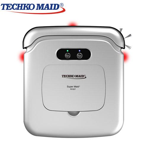 Techko Maid 聰明管家 RV328 掃地機器人 銀色