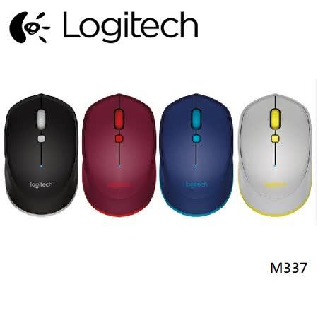 羅技-M337 藍牙滑鼠