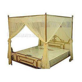 名流寢飾 玫瑰公主型紗縵蚊帳 -雙人特大