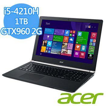 ACER VN7-591G-5925  I5-4210H/15.6FHD/8G/1TB/GTX 960 2G 強效獨顯筆電 送防震包+螢幕貼+清潔好禮包
