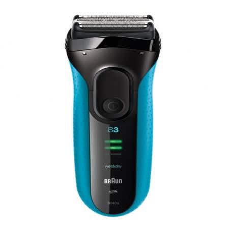 BRAUN New Series 3 3040s 浮動三刀頭電鬍刀