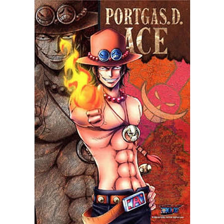 【ONE PIECE-航海王拼圖】海賊王-火拳波特卡斯D艾斯300pcs ES300-333