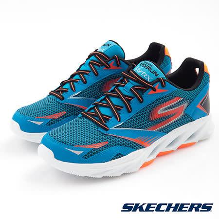 SKECHERS (男) 跑步系列 GO RUN Vortex - 54080BLOR